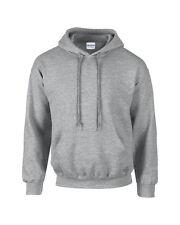 Gildan Heavy Blend™ Adult Hooded Sweatshirt - Men's Plain Pullover Hoodie