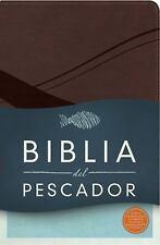 RVR 1960 Biblia Del Pescador, Chocolate Simil Pie : Evangelismo Discipulado...