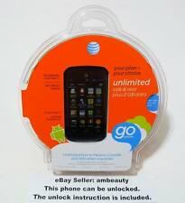 "NEW AT&T GoPhone ZTE Avail 2 Z992 Andriod 4.1 3G Wi-Fi 3.5"" 4GB(Can be Unlocked)"