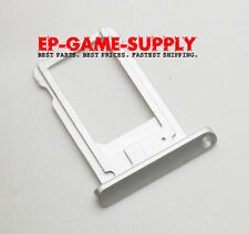 SIM Card Tray Slot Holder Replacement for iPad Air & iPad Mini 2 Silver White