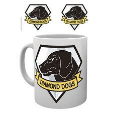 METAL GEAR SOLID V PHANTOM PAIN DIAMOND DOGS MUG !!!