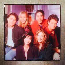 FRIENDS TV Show Ceramic Tile Coaster Aniston Cox Perry Schwimmer LeBlanc Kudrow