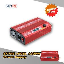 SKYRC eFUEL 1200W 50A AC 100-240V to DC 15-30V Power Supply for Quadcopter C7P6