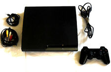 PLAYSTATION 3 SLIM KONSOLE (160 GB) + SONY SIXAXIS CONTROLLER + HDMI  160GB