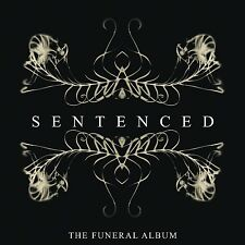 Sentenced-the Funeral album (re-issue 2016) vinyl LP NEUF