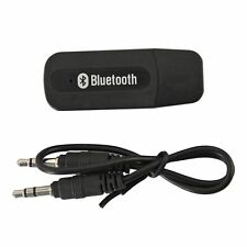 Wireless USB Bluetooth 3.5mm Music Audio Stereo Receiver Adapter Dongle Uk