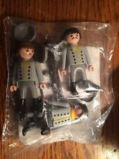 Playmobil 7046 3 Rebel Soldiers with Accessories NEW in Bag!