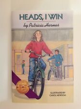 Heads, I Win by Patricia Hermes (Hardcover, 1988) NEW with Dustjacket