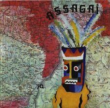 """Assagai:  """"S/T""""  (CD)"""
