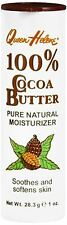 QUEEN HELENE 100% Cocoa Butter Stick 1 oz (Pack of 5)