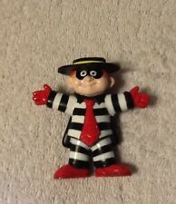 "1995 McDonalds Figure Hamburglar 3"" Toy"