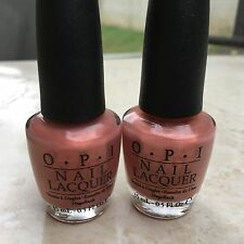 2 X OPI HANDS OFF MY KIELBASA! (NL E77)