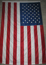 LARGE AMERICAN FLAG 10'X15' 10 X 15 USA NYLON HUGE F549