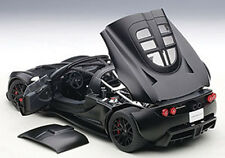 Autoart HENNESSEY VENOM GT SPYDER MATT CARBON BLACK 1/18 New Release! In Stock!