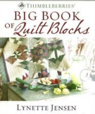 Thimbleberries Big Book of Quilt Blocks Jensen, Lynette Hardcover