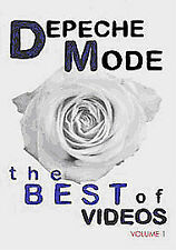 Depeche Mode - The Best Of Videos Vol.1 (DVD) . FREE UK P+P ....................