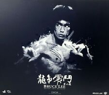 Used Hot Toys Movie Masterpiece DX Enter the Dragon BRUCE LEE 1/6 scale