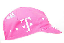 TELEKOM RETRO CYCLING TEAM CAP -Vintage - Fixed Gear - Made in Italy