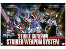 Gundam Seed 1/60 Big Scale - Strike Gundam Striker Weapon system Model Kit USA