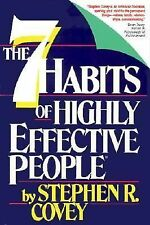 The Seven Habits of Highly Effective People by Stephen R. Covey (2001, Cassette)