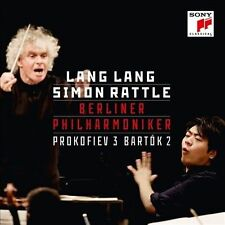 NEW - Bartok: Piano Concerto No. 2 -Prokofiev: Piano Concerto No. 3