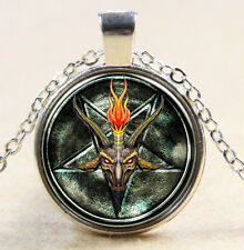 Baphomet witchcraft pendant wonderful necklace  Necklace     DD +    240