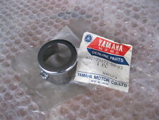 YAMAHA YAS3 AS3 RD125 B-C FORK OUTER COVER LH 307-23122-00 GENUINE NOS JAPAN