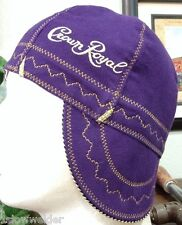 Crown Royal FR Welding Caps Made in U.S.A. Size - 7 3/8, IBEW, UA Welder Hat