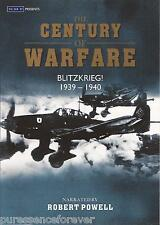 THE CENTURY OF WARFARE: BLITZKRIEG! 1939-1940 (Time Life R2 DVD)