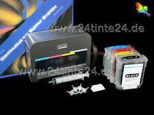 Elegante CISS 580ml HP OfficeJet pro 88 hp88 K l serie c9385 c9386 c9388 c9387