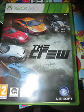 the crew Xbox 360 game played once 2 discs fab condition, booklet