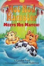 Hot Rod Hamster Meets His Match!