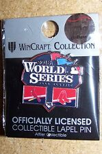 2013 WS World Series St. Louis Cardinals Boston Red Sox lapel pin MLB AL NL win