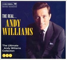 The Real... Andy Williams by Andy Williams (CD, Dec-2011, 3 Discs, Sony Music...