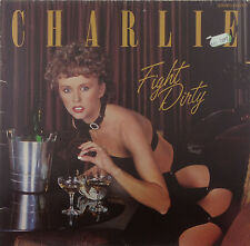 """12"""" LP - Charlie - Fight Dirty - k2020 - washed & cleaned"""