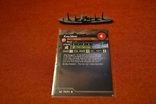 Axis & Allies War At Sea - Kinai Maru - War at Sea Base Set