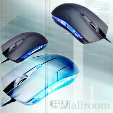 Cobra Optisch 1600DPI USB Wired Gaming-Maus Gamer Mouse PC Laptop Maus Black HOT