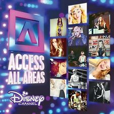 ACCESS ALL AREAS - DISNEY CHANNEL: CD ALBUM (October 2nd 2015)