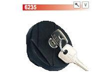 tappo carburante con chiave Alfa 147 dal 2000   cod 6235