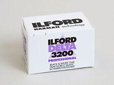 Pellicola 35mm Rullino BN bianco e nero Ilford Delta 3200 135-36