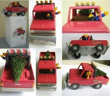 2009 Simpsons - Mr Plow Hallmark Ornament Car features sound H001