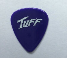 TUFF - Todd Chase Logo Guitar Pick Official TUFF Merchandise Rare Glam Rock