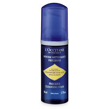 ❤ NEW L'Occitane  Immortelle Precious Cleansing Foam 1.7 fl. oz 50ml Travel Size