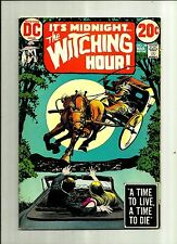 WITCHING HOUR #29  1973  DC COMICS  BRONZE AGE HORROR COMIC BOOK