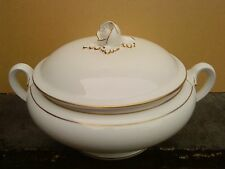 "Royal Worcester ""CONTESSA"" Bone China Large Vegetable Tureen"