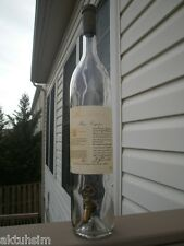 PRUNIER 1.5L Beautiful EMPTY Cognac Bottle with Brass Tap!!!