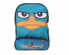 "The New Phineas and Ferb Agent Perry Large 16"" Backpack School Bag Boys Backpack"