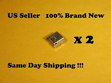 2pcs Micro USB Charging Port Samsung Galaxy Tab 3 7.0 SM-T210R Tablet Connector