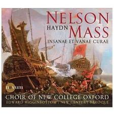 Haydn: Nelson Mass, New Music