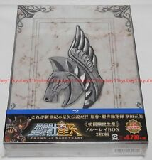 New SAINT SEIYA LEGEND of SANCTUARY Limited Edition Blu-ray Box Japan English